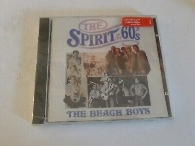 £20.99 • Buy The Beach Boys  - The Spirit Of The 60s - [Time Life Music]  NEW  [1991]