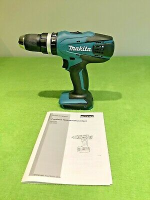 Makita HP457D 18V Cordless Li-ion Combi Drill BODY ONLY FREE POSTAGE G SERIES • 39.95£