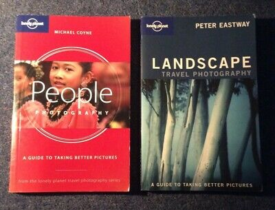 People & Landscape - Photography - Michael Coyne & Peter Eastway - Lonely Planet • 6£