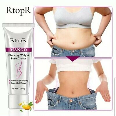 Slimming Cream Weight Loss Anti-Cellulite Belly Fat Hot Burning Shaping Six Pack • 9.99£