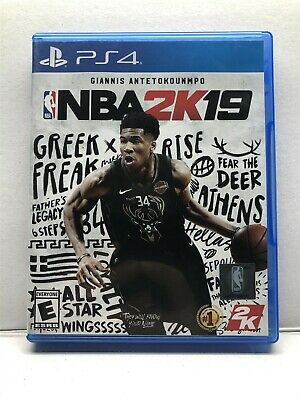 $ CDN8.17 • Buy NBA 2K19 (PlayStation 4, 2018) Complete - Tested Working - Free Ship