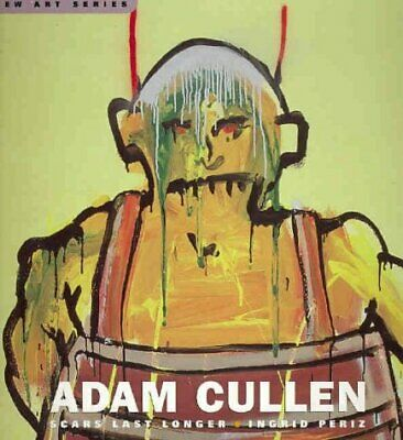 AU196.33 • Buy ADAM CULLEN: SCARS LAST LONGER (NEW ART) **Mint Condition**