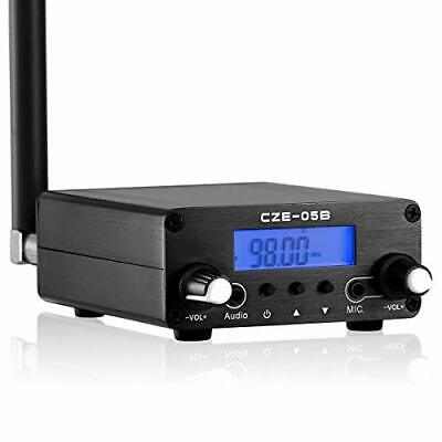 $135.15 • Buy 0.5W 76MHz~108MHz FM Transmitter Stereo Broadcast Station For Drive-in Church