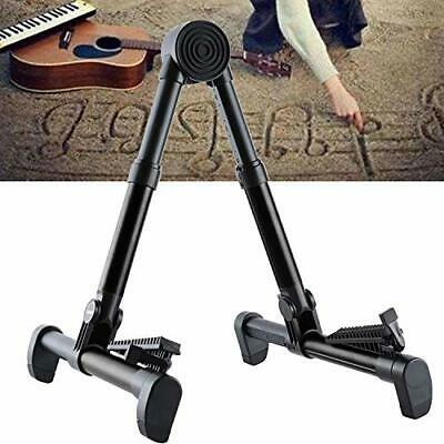 $ CDN33.93 • Buy  Folding Guitar Stand, A-Frame Guitar Floor Holder With No-Slip Rubber Padding F