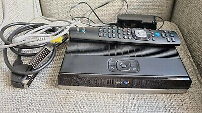 BT Youview Plus Humax DTR-T2100 500GB HD Box Recordable Freeview Power Remote • 25£