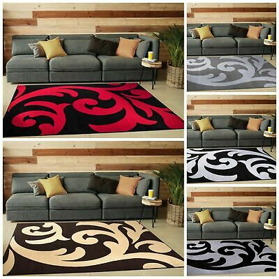 Large Rugs Living Room Carpet Mat Rug Runner Non Slip Modern Bedroom Carpets New • 59.96£