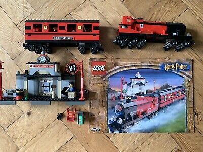 LEGO Harry Potter Hogwarts Express (4708) With Instructions • 39.99£