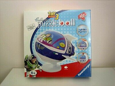 Ravensburger Toy Story 3 Puzzleball Jigsaw Buzz Lightyear 3D Spaceship  Age 6+ • 8.99£
