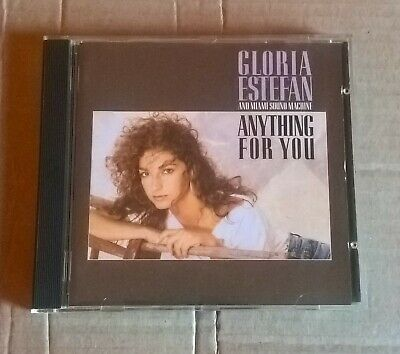 £2.99 • Buy Gloria Estefan - Anything For You CD