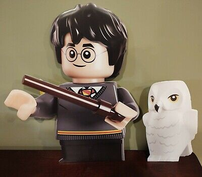 $ CDN48.36 • Buy Harry Potter And Hedwig Lego Store Displays