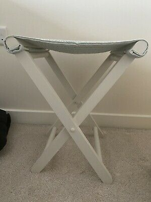 Laura Ashley Fabric Folding Stool • 25£