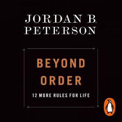 AU37.56 • Buy Beyond Order: 12 More Rules For Life By Jordan B. Peterson