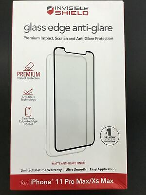 AU29.95 • Buy Zagg Invisible Shield Glass Screen Protector For IPhone 11 Pro Max & XS Max