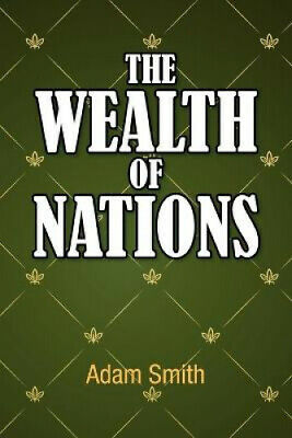AU39.34 • Buy The Wealth Of Nations By Adam Smith