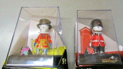 £14 • Buy London Olympics 2012 Wenlock And Mandeville  Figures