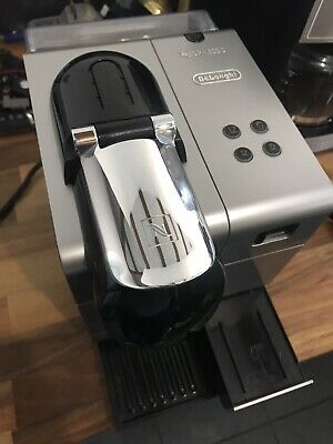 £25 • Buy Delonghi Nespresso Coffee Maker EN520.S Lattisimo (Read Listing) Silver Colour
