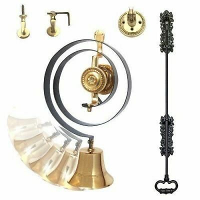 £78.95 • Buy Butlers Bell Kit Brass, Iron Pull