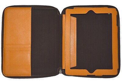 £38.53 • Buy Michael Kors IPad Cover - Tablet Case Leather Cognac Brand New No Tags