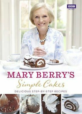 £9.40 • Buy Simple Cakes Food Book Non Fiction Hardback  By Mary Berry - 9781849906807