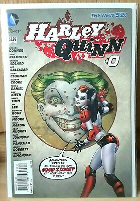 $ CDN8.44 • Buy Harley Quinn #0 [New 52] NM 2014 DC Comic