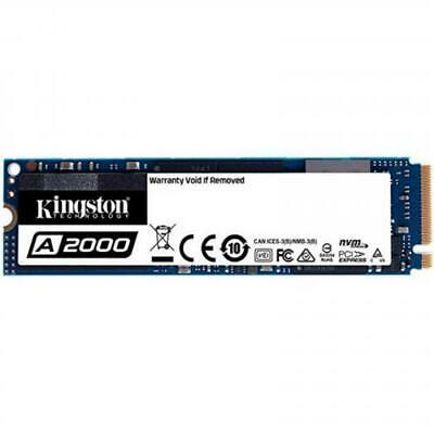 AU164.33 • Buy Kingston A2000 1TB M.2 NVMe Gen 3 X 4 Internal Solid State Drive , Read Up To
