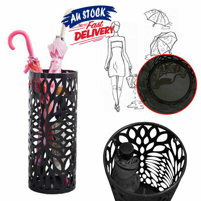 AU29.99 • Buy Umbrella Stand Umbrella Container Holder Umbrella Steel Storage ACB#