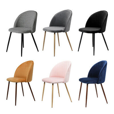 AU129.99 • Buy Levede 2x Dining Chairs Seat French Provincial Kitchen Upholstered Contemporary