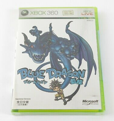 AU25.73 • Buy Blue Dragon - XBOX 360 NTSC-J Asia Asian Release - New & Sealed