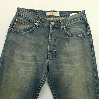 £15 • Buy Lee Cooper KORONA Mens  Jeans W30 L30 Blue Relaxed Straight