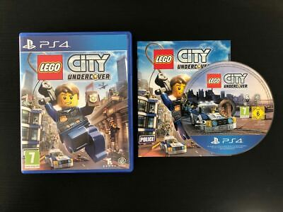 AU20.27 • Buy LEGO City Undercover - PlayStation 4 PS4 PS5