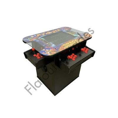 £1169.95 • Buy Supercade Ultimate Arcade Cocktail Table Retro Games 2 Player Gaming Cabinet UK