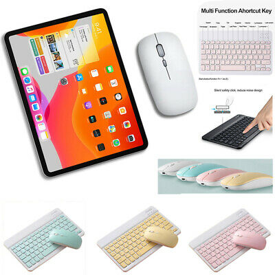 £11.46 • Buy Bluetooth Keyboard + Mouse For Samsung Galaxy Tab 3 4 A E S S2 S3 8 8.4 9.7 10.1