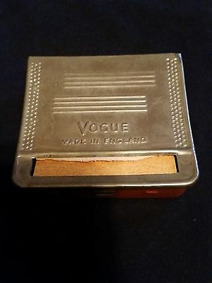 $ CDN40.60 • Buy Vogue Cigarette Rolling Machine - Made In England
