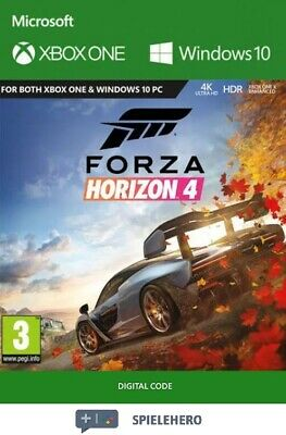 $ CDN69.09 • Buy Forza Horizon 4 Xbox One / Windows 10 PC Key - Aus Deutschland