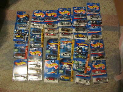 $ CDN50.07 • Buy Mixed Lot Of 32 Hot Wheels -New Old Stock First Edition,Muscle Others 1995  2007