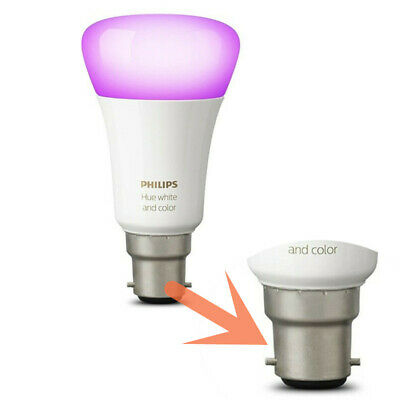 AU38.71 • Buy Philips Hue B22 Richer Colors White And Color LED Light 9290011421 A60 10W