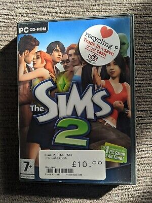 £4 • Buy The Sims 2 (PC, 2004) + Bon Voyage Expansion Pack