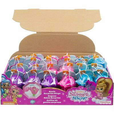 $ CDN13.66 • Buy 3 X SHIMMER AND SHINE TEENIE GENIES SURPRISE RING FIGURE TOYS DOLL