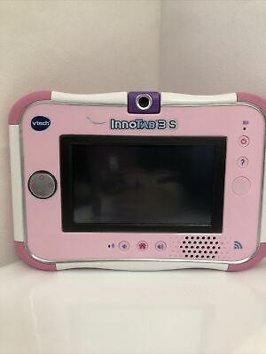 £13.47 • Buy Vtech Innotab 3S Pink Learning Tablet - No Charger - Works
