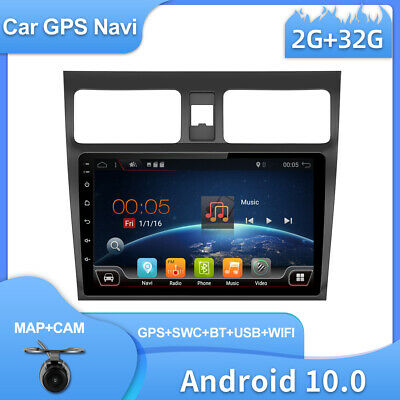 AU248 • Buy 10.1  Android 10 GPS Car Stereo Head Unit For Suzuki Swift FM AM WiFi 2GB+32GB