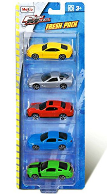 $ CDN22.57 • Buy Maisto M15017 Fresh Metal 5 Piece Vehicle Pack, Assorted Designs And Colours