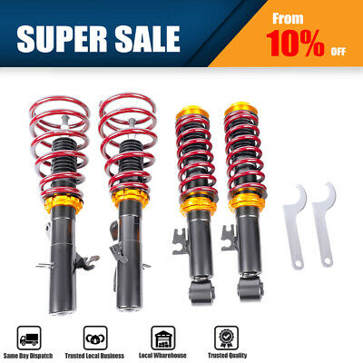 AU396.66 • Buy Adjustable Coilover Fits For Mini Cooper R50 S R53 02-06 R52 Convertible 05-08