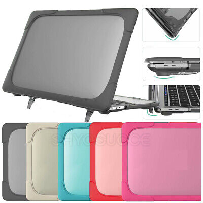 $21.84 • Buy For Apple MacBook Air Pro 11  12  13  15  M1 Chip 2020 Silicone Hard Stand Case