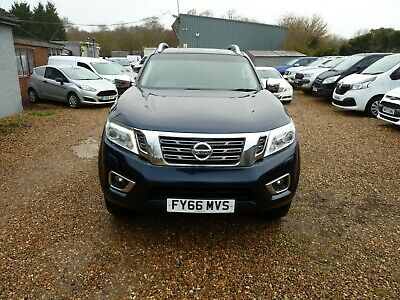 Nissan Navara Np300 Eur0 6 Automatic Delivery Available Lovely Condition No Vat • 15,999£