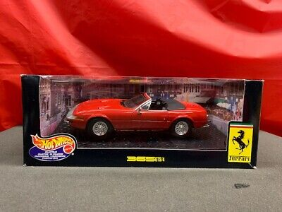 $55 • Buy Diecast Hot Wheels 1:18 Scale Ferrari 365 GTS/4
