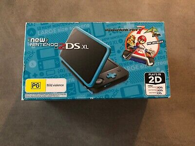 AU499.99 • Buy Nintendo New 2DS XL Console With Mario Kart 7 Rare Brand New PAL Discontinued
