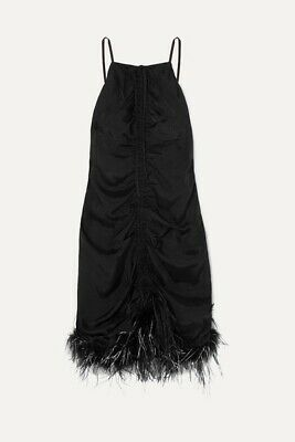AU99 • Buy New Alice Mccall Favour Mini Dress In Black - Size 12  Rrp $485