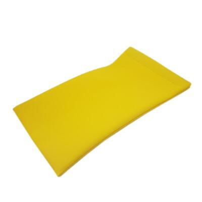 NEW Soft Rubber Eye Glasses Case Spectacle Case Yellow Unisex • 2.39£