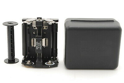 $ CDN435.57 • Buy [AB Exc+] CONTAX 645 MFB-1A 120/220 Film Back Insert W/ Case From JAPAN 6751