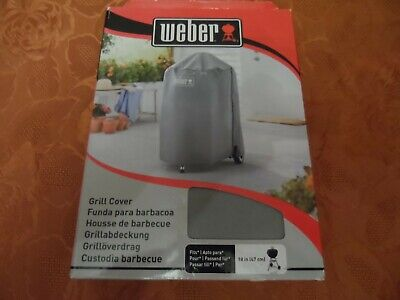 $ CDN36.21 • Buy Weber Grill Cover 7175 Fits Most 47cm 18  Charcoal Grills BNIP